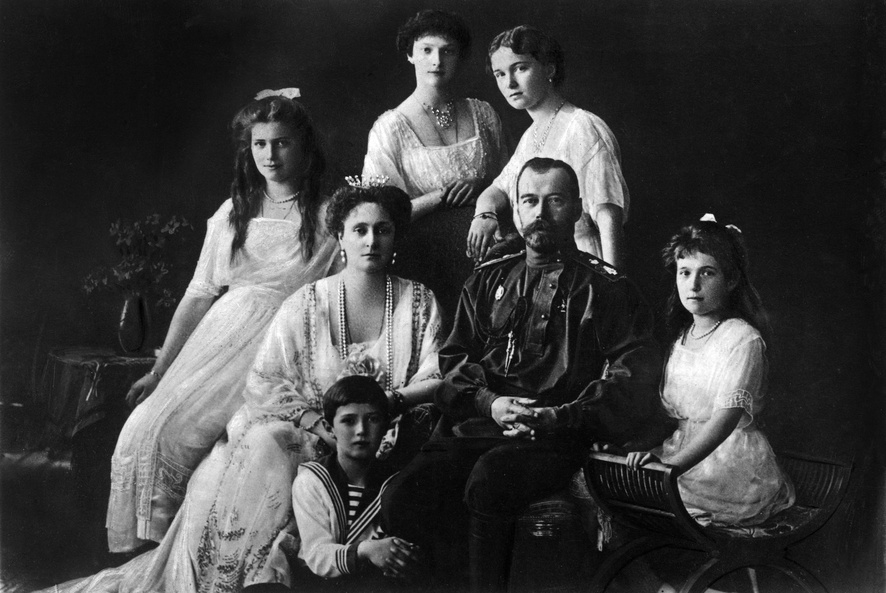 The mystery of the Romanovs' untimely demise