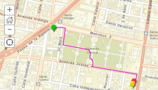 mapa de los lugares para gamers en Ciudad de México