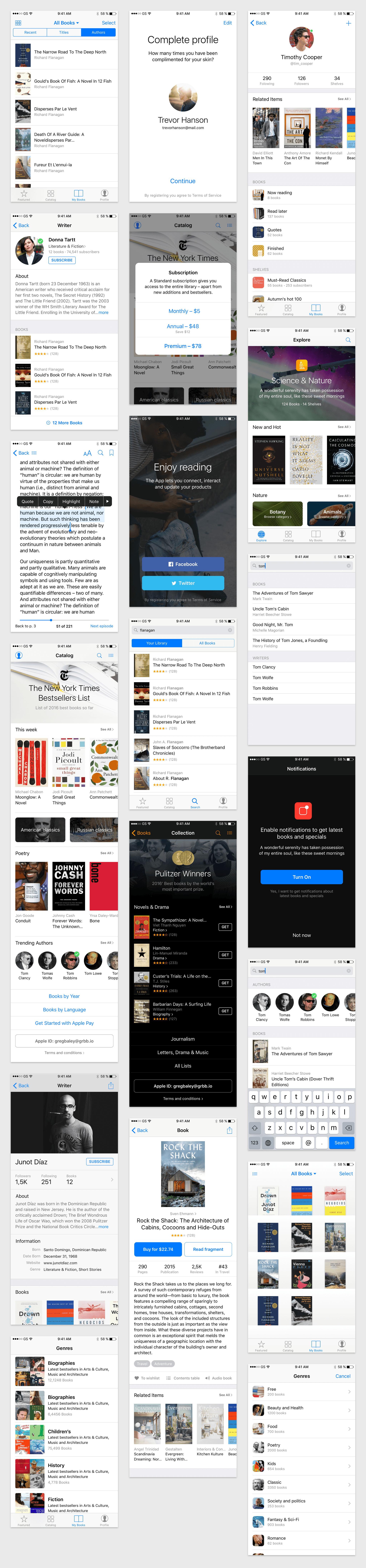 ios design kit free ios gui for iphone u0026 ipad