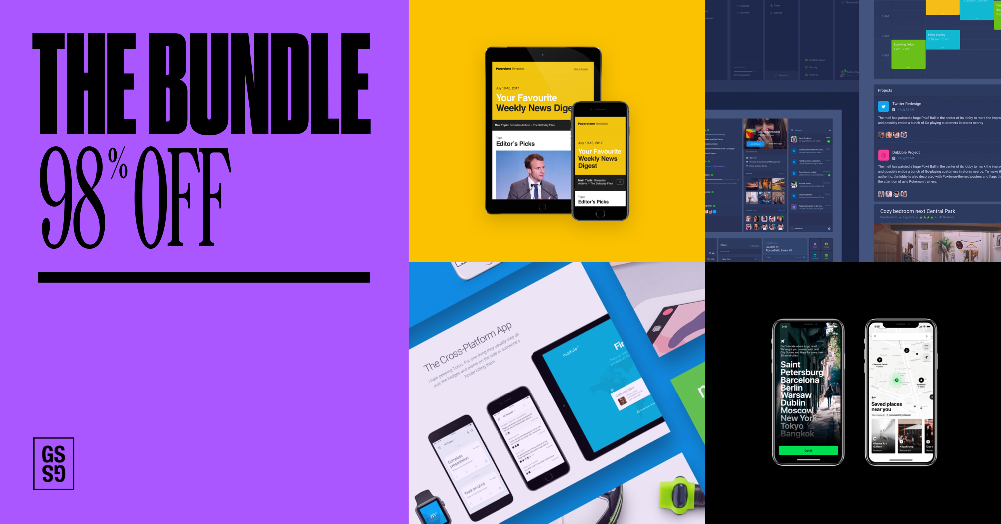 The Bundle by Great Simple Studio