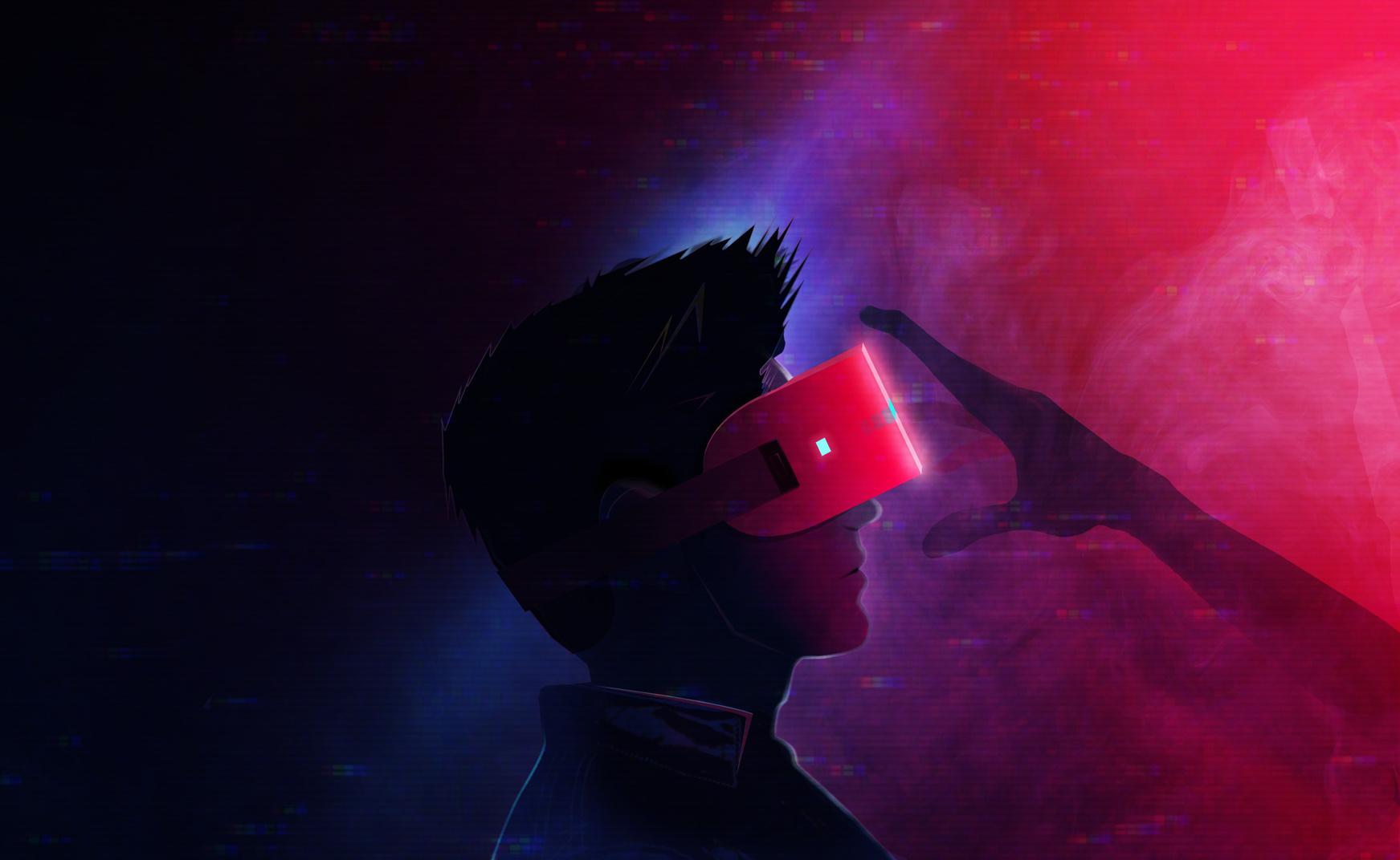 RetroWave VR