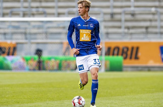 Image result for frederik winther footballer lyngby